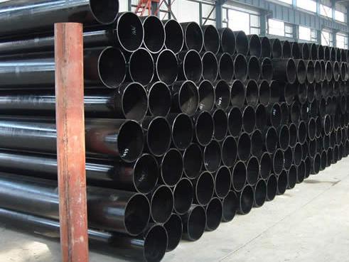 International Tender for ERW steel pipe