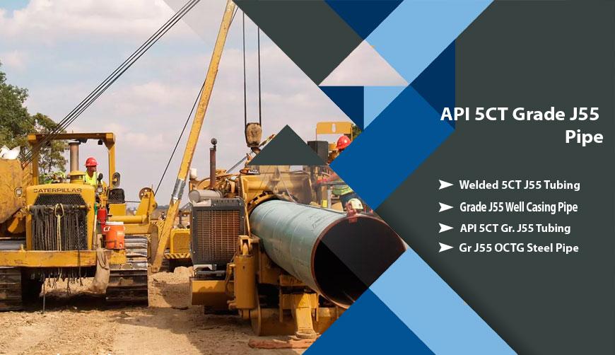 API 5CT J55 Casing&tubing