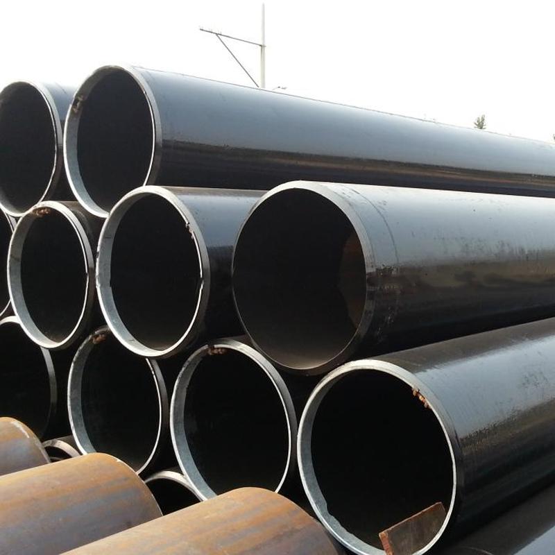 LSAW Steel Pipe Imagem Destaque