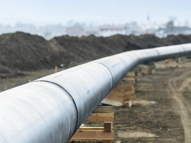 Pipeline leak monitoring system