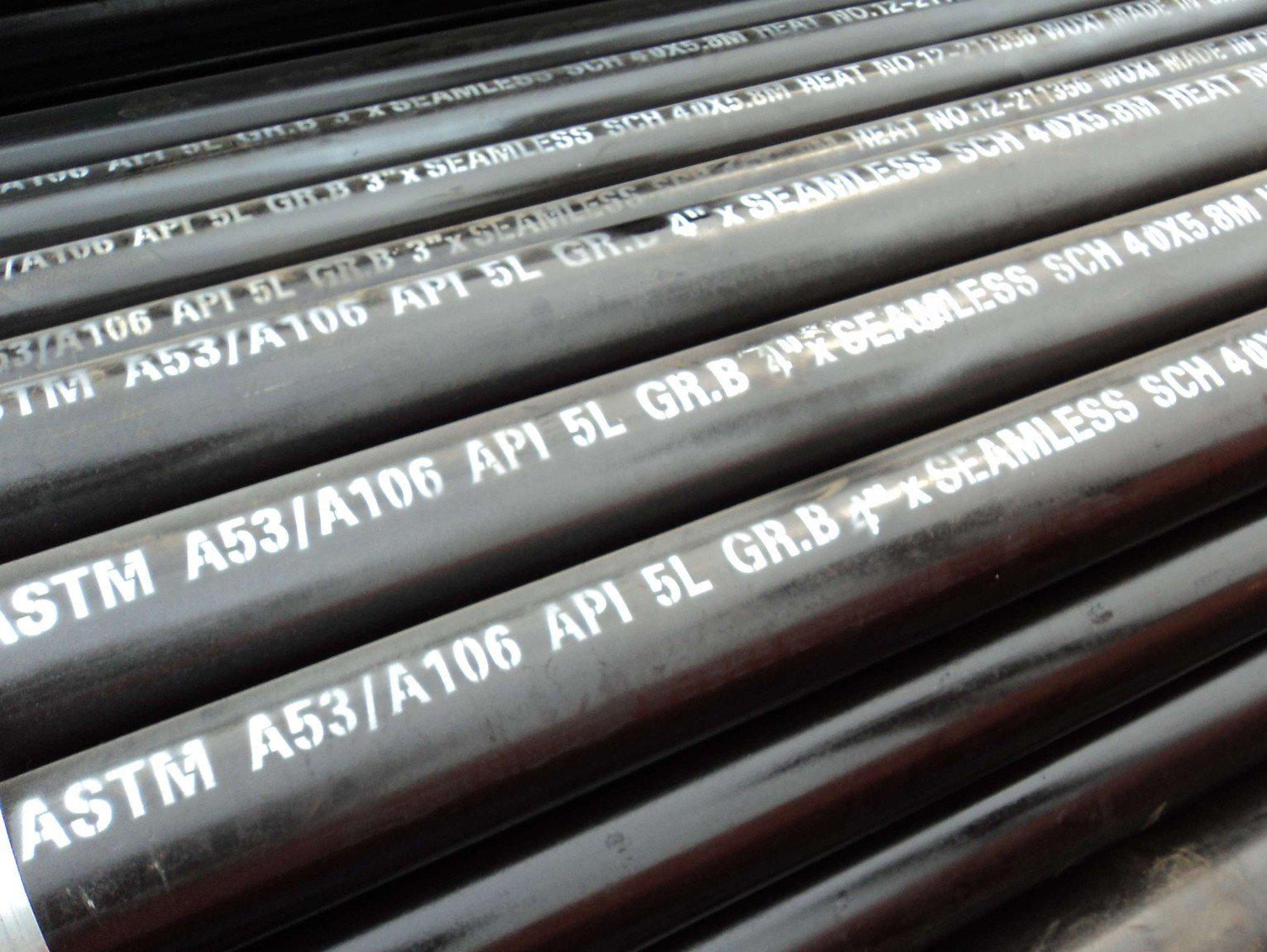 Properties of Api 5l line pipe