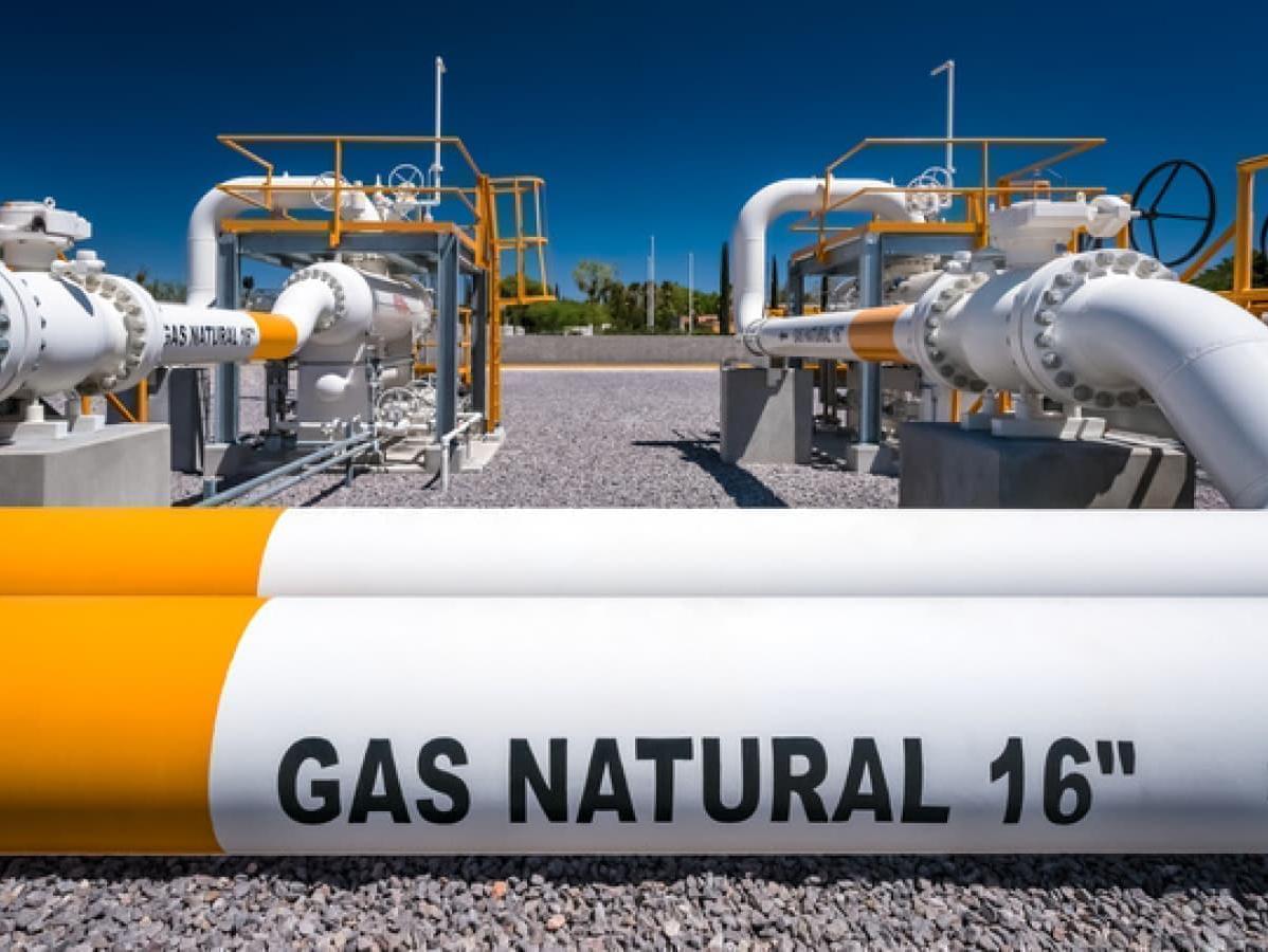 Inner coating of gas pipeline