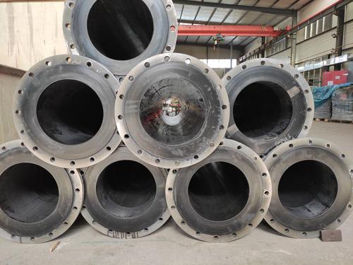 Plastic lined steel pipe