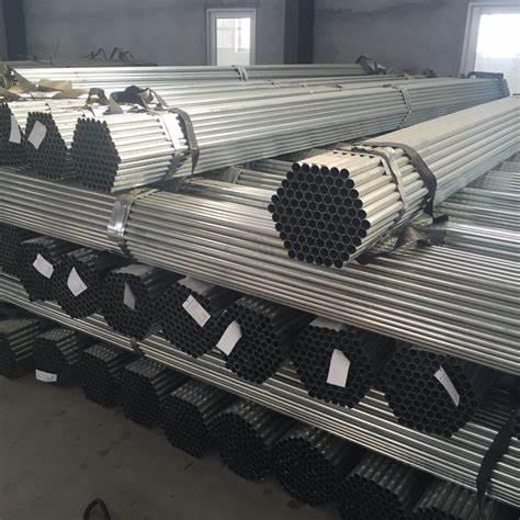 Galvanized steel pipe installation steps