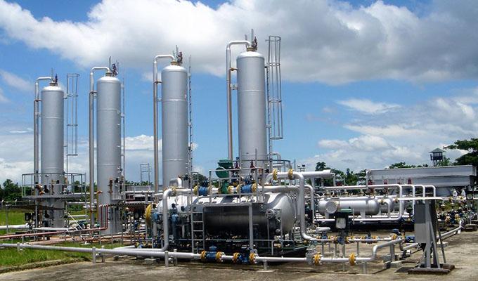 Gas Transmission in Bangladesh